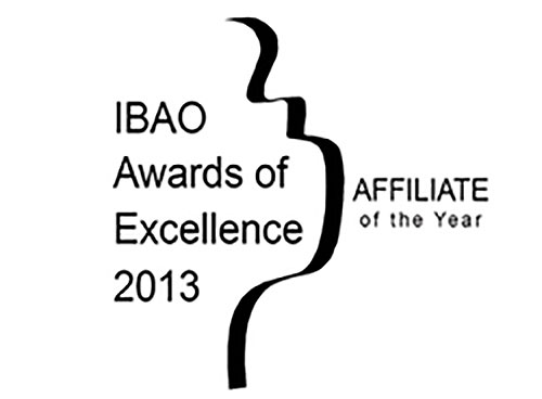 IBAO Awards of Excellence 2013 - Affiliate of the Year