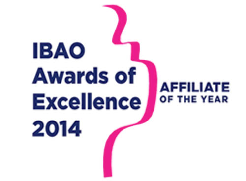 IBAO Awards of Excellence 2014 - Affiliate of the Year